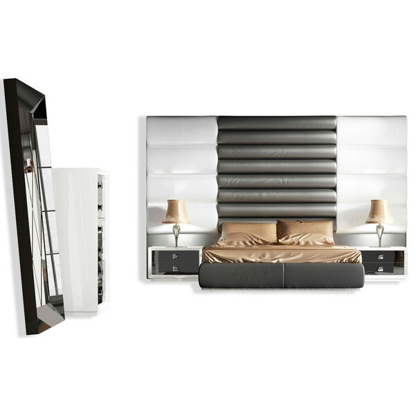Berkley Standard 4 Piece Bedroom Set by Orren Ellis Orren Ellis
