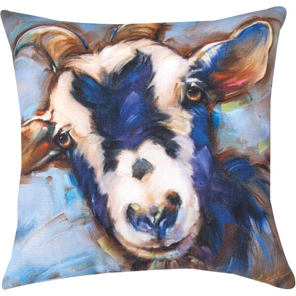 Otis Knife Edge Od Throw Pillow by Manual Woodworkers & Weavers