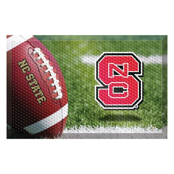 North Carolina State University Doormat by FANMATS