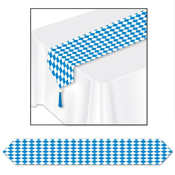 Oktoberfest Printed Table Runner by The Holiday Aisle