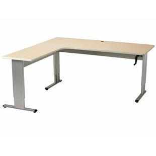 Maciejewski L-Shape Standing Desk
