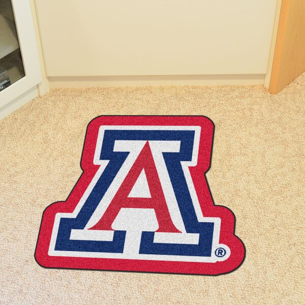 NCAA University of Arizona Mascot Mat by FANMATS