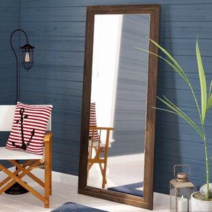 Online Reviews Stalybridge Urban Wood Tall Vanity Wall Mirror ByHighland Dunes