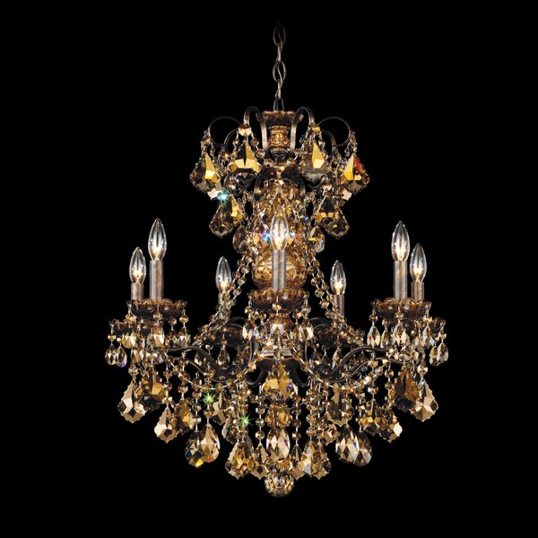 New Orleans 7-Light Chandelier by Schonbek
