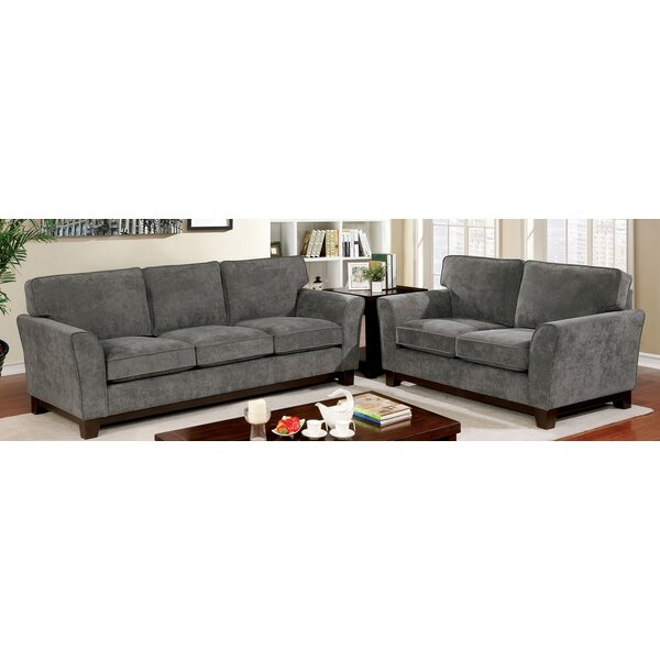 Zoe Configurable Living Room Set by Latitude Run