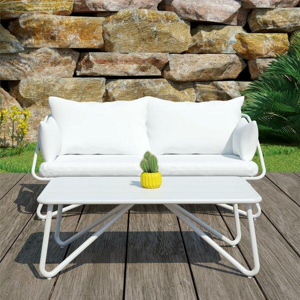 Teddi 2 Piece Sofa Seating Group by Novogratz