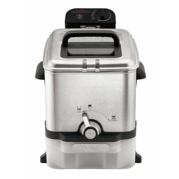 3 5 Liter Ez Clean Deep Fryer By T Fal.