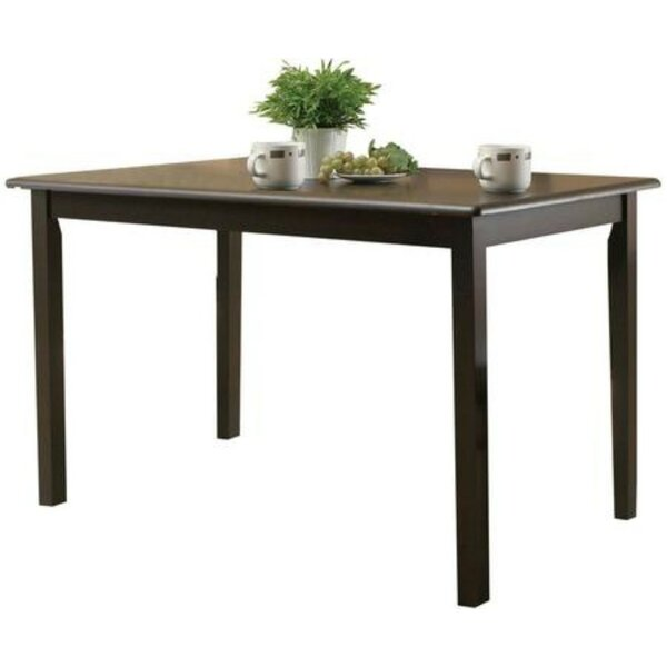 Proctor Solid Wood Dining Table by Winston Porter
