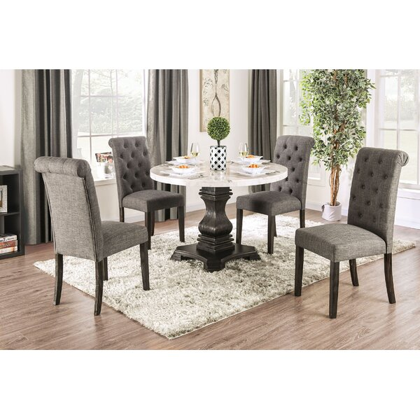 Analia 5 Piece Dining Set by Charlton Home Charlton Home