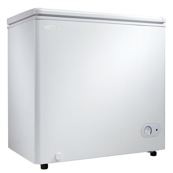 5.5 cu. ft. Chest Freezer by Danby