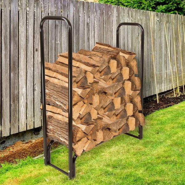 Fantasia Firewood Log Rack By Ebern Designs