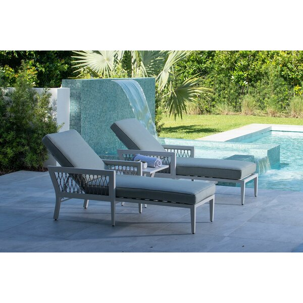 Echo Bay Lounge Seating Group with Cushion by Eddie Bauer