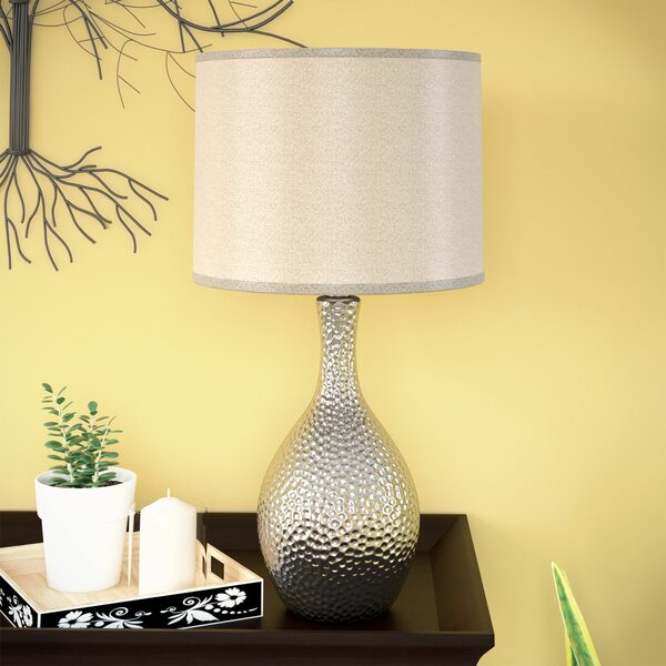 Gama 21.5 Table Lamp by Mercury Row