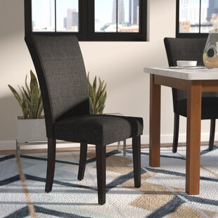 Doerr Upholstered Side Chair (Set of 2) By Charlton Home