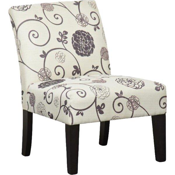 Slipper Chair by Alcott Hill