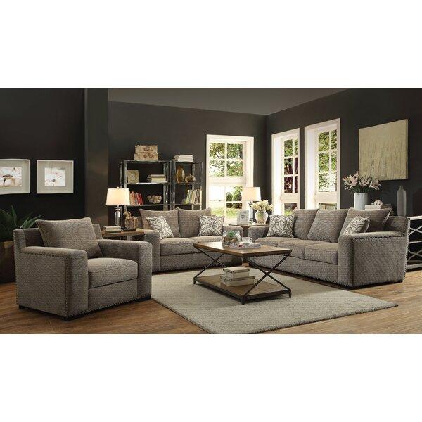 Clayton Configurable Living Room Set by Brayden Studio