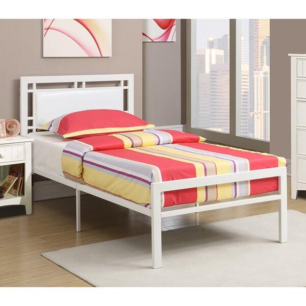 Noemi Upholstered Standard Bed by Harriet Bee