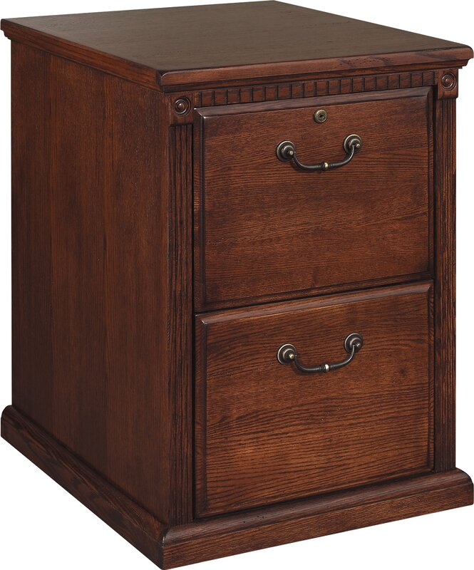 Huntington Oxford 2 Drawer File Cabinet