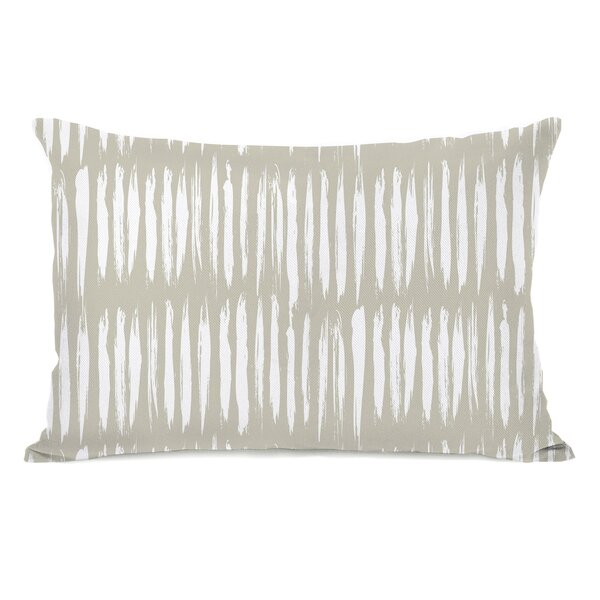 Brucie Lumbar Pillow by Bungalow Rose