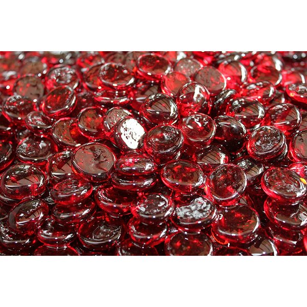 Fire Pit Glass by Fire Pit Essentials