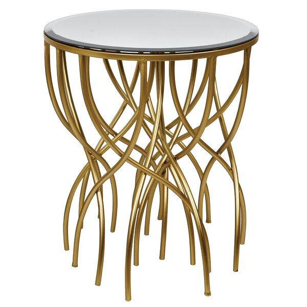 Harriett Accent Table by Everly Quinn