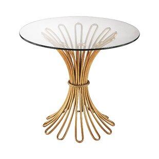 Bargain Glessite  End Table By Mercer41