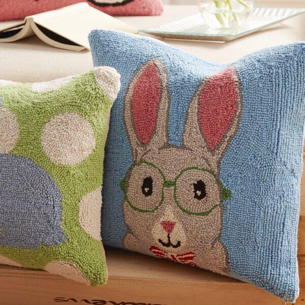 Bunny Pillow by Peking Handicraft