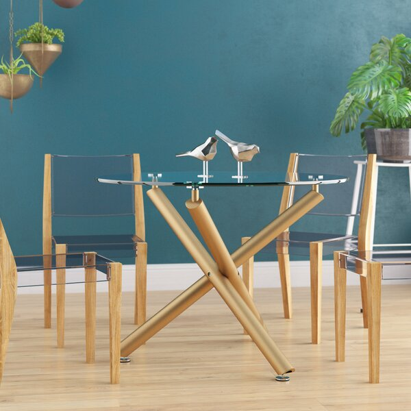 Glynis Dining Table By Wrought Studio Cool