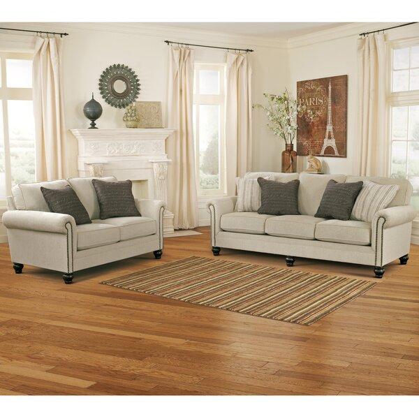 Philus 2 Piece Living Room Set by Gracie Oaks