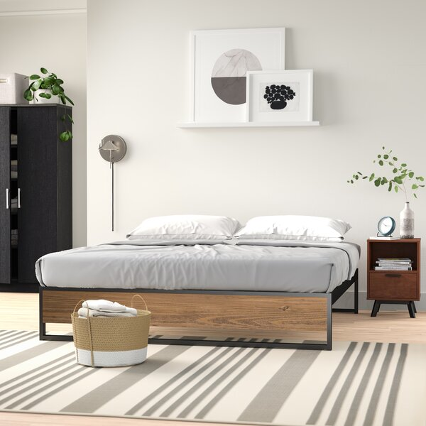 Ozella Platform Bed by Zipcode Design