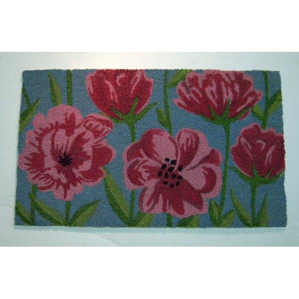 Slater floral Doormat by August Grove