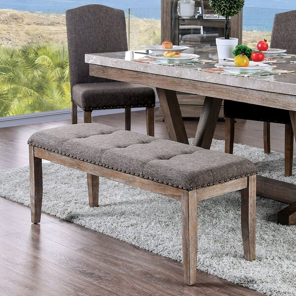 Brack Bench by Darby Home Co