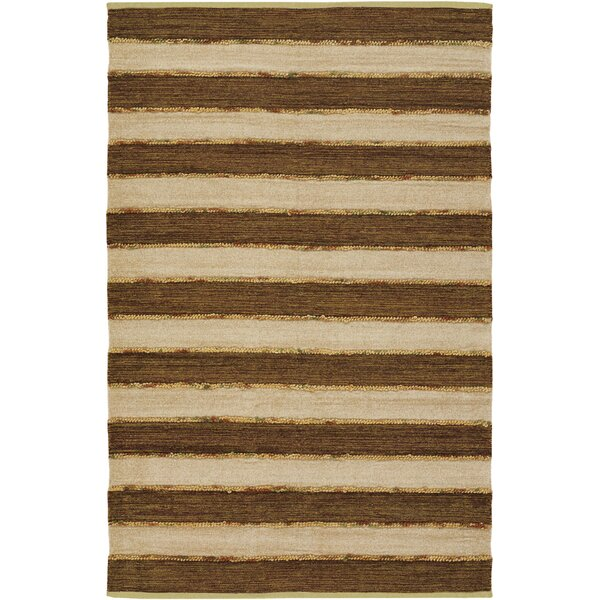 Venado Brown Area Rug by Bloomsbury Market