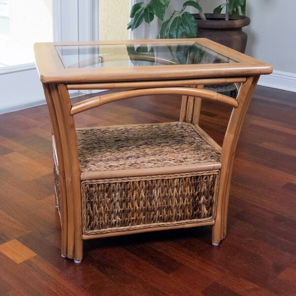 Huffman End Table by Bay Isle Home