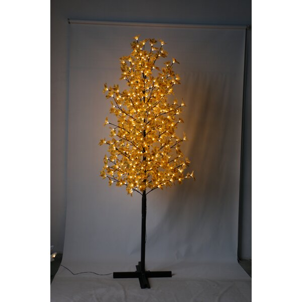 Maple LED 416 Light Tree by The Holiday Aisle