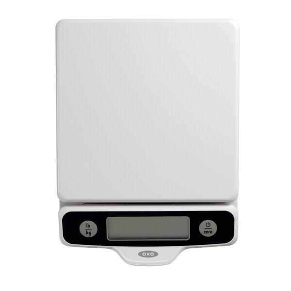 Good Grips 5 Lb Food Scale With Pull Out Display by OXO