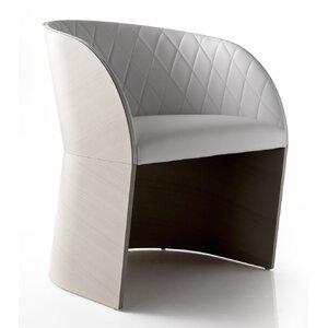 Hudson Arm Chair in Genuine Leather YumanMod