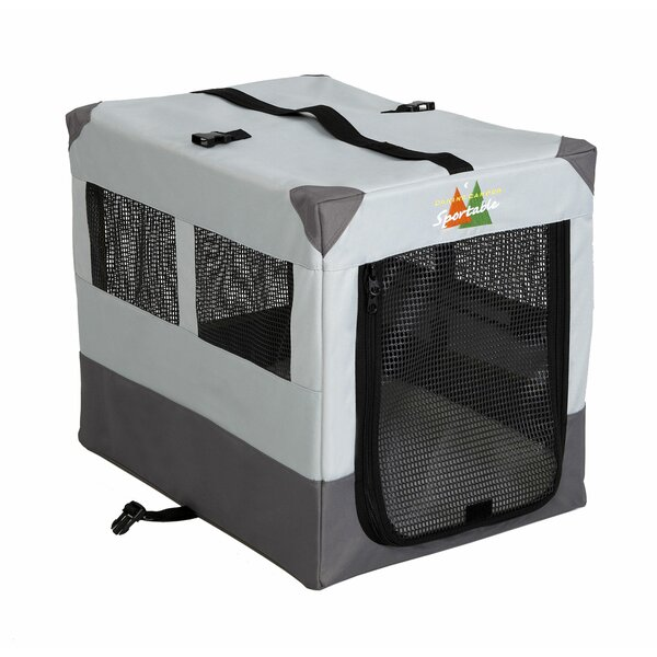 Canine Camper Sportable Tent Pet Crate by Midwest Homes For Pets