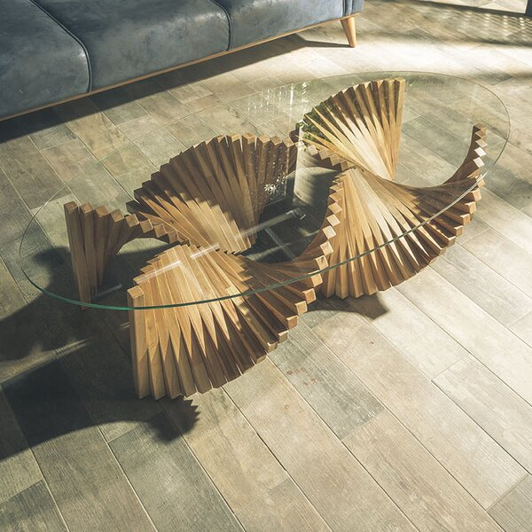 Reisman Coffee Table by Brayden Studio