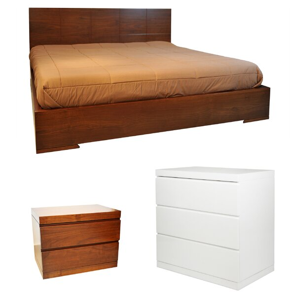 Austin Platform Configurable Bedroom Set by Wade Logan Wade Logan