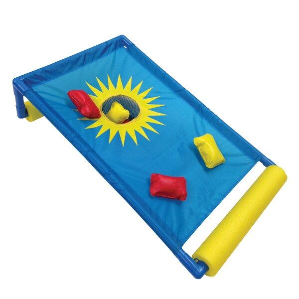 ItzaFloatyBags Bean Bag Toss Game by Water Sports