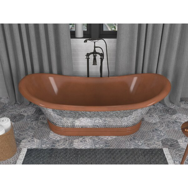 Banten 68 x 31 Freestanding Soaking Bathtub by ANZZI