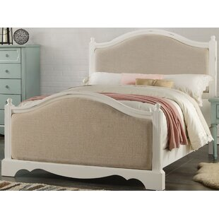 ConCourse Panel Bed with Padded By Harriet Bee