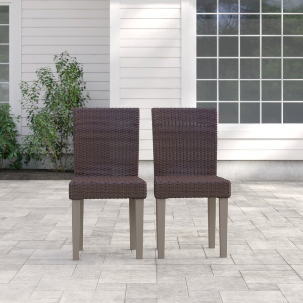 Fernando Patio Dining Chair (Set of 2) by Sol 72 Outdoor Sol 72 Outdoor