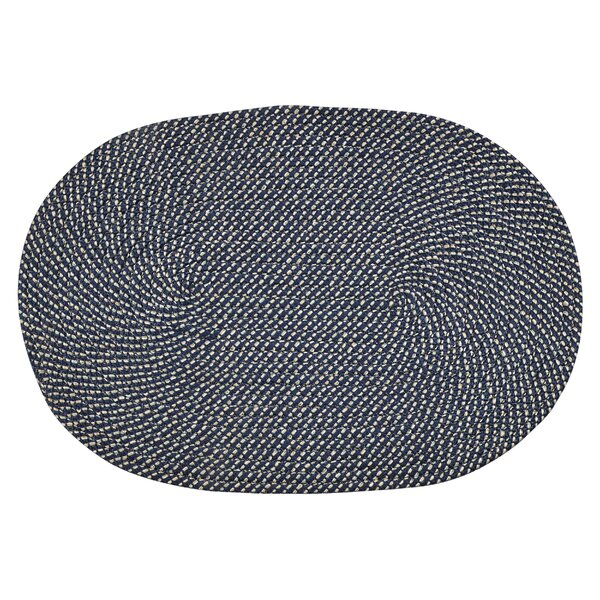 Kate Navy Area Rug by August Grove