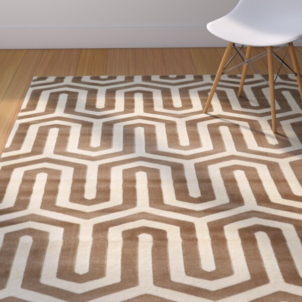Hennings Ivory/Beige Area Rug by Langley Street
