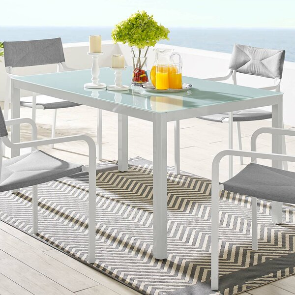 Merlene 5 Piece Dining Set with Cushions by Ivy Bronx