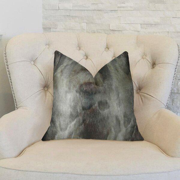 Lomas Handmade Luxury Pillow by Rosdorf Park