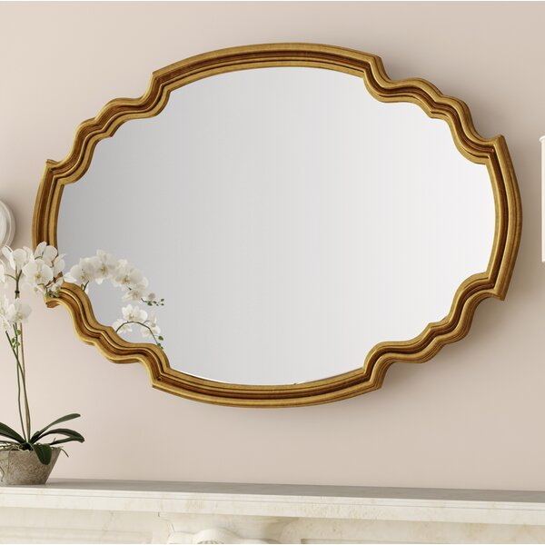 Broadmeadow Accent Wall Mirror by Rosdorf Park