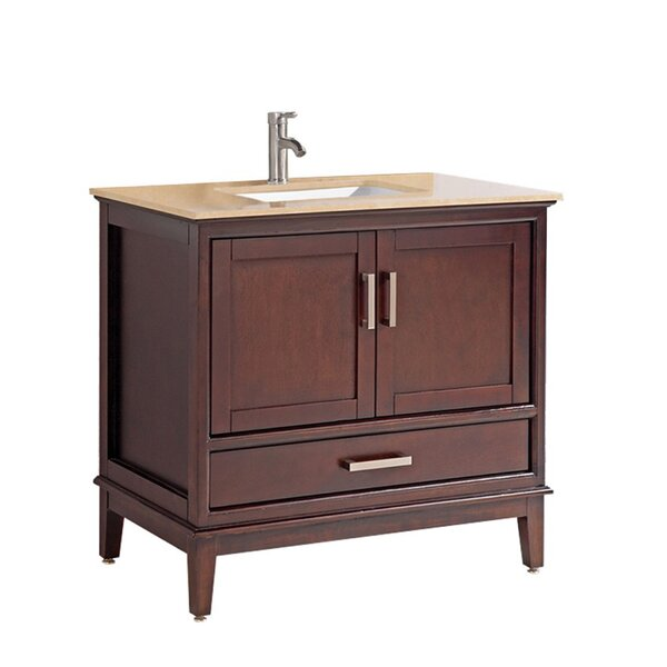 Middleton Modern 30 Single Bathroom Vanity Set by Andover Mills